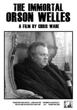 The Immortal Orson Welles NEW documentary  DVD