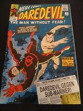 Daredevil 7 First Marvel-Namor Reprint German/Deutsch Panini