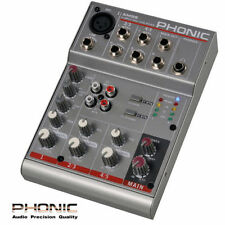 Phonic Stage/Live Sound Pro Audio Mixers