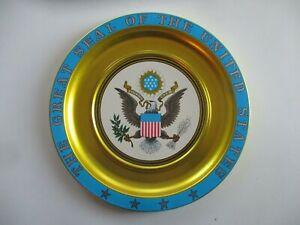 United States Emblem Wall Plaque Décor