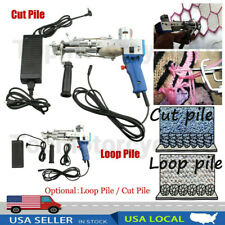 Electric Loop Pile /Cut Pile Type Carpet Weaving Machine Hand Tufting Gun Rug