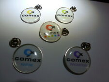 pin pins set comex 5 pins plongee engineering montre watch diving diver cx pro