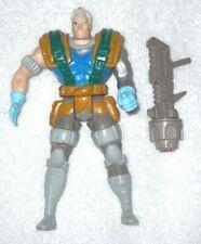Marvel X-Men - Cable (clobber action) - 100% complete (Toy Biz)