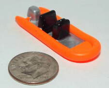 Very Small Plastic Zodiac in Orange
