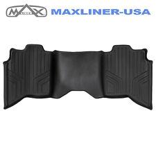 Maxliner 09-17 Ram 1500 / 10-17 Ram 2500/3500 Crew Cab Floor Mats 2nd Row Black