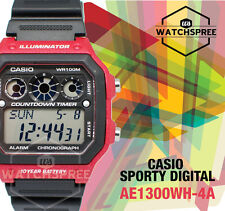 Casio Standard Digital Watch AE1300WH-4A