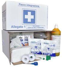 Kit di reintegro allegato 1 per cassetta armadietto di pronto soccorso medica se