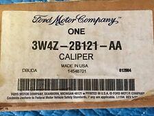 GENUINE OEM FORD/LINCOLN/JAGUAR NIB FRONT LEFT CALIPER W/HARDWARE 3W4Z-2B121-AA