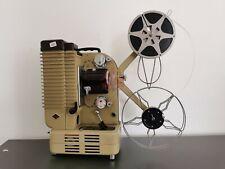 AQ-1159 Schmalfilm Projektor Eumig P25S, 16mm Filme, mit Bedienungsanleitung