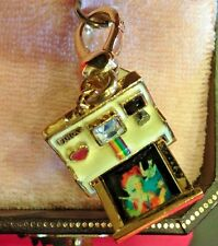 NWT 2009 JUICY COUTURE VINTAGE CAMERA CHARM YJRU3465 RETIRED AND RARE
