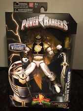 Mighty Morphin Power Rangers Legacy Collection White Ranger In Hand!