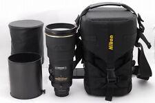 【AB- Exc】 Nikon AF-S NIKKOR 300mm f/2.8 ED IF D Lens w/Case, Hood JAPAN #3039