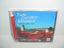 New Country Classics: Honky Tonk Party by Various Artists (CD, Time/Life Music)