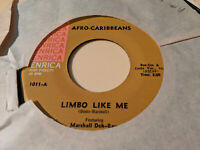 Afro-Caribbeans 45 Limbo Like Me/Maypole Fiesta Enrica 1011 Soul Funk World VG++