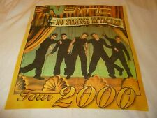 Nsync Vintage Tour Shirt ( Used Size L ) Nice Condition!