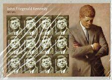 Sealed stamp sheet - John Fitzgerald Kennedy - sheet of 12