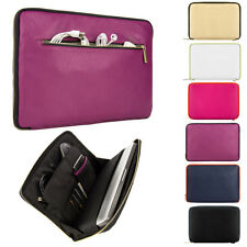 "Tablet Leather Sleeve Pouch Case Bag For 10.5"" iPad Air / Samsung Galaxy Tab S6"