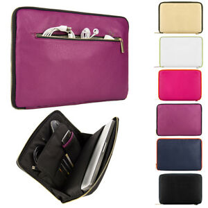 """Tablet Leather Sleeve Pouch Case Bag For 10.4"""" Samsung Galaxy Tab A7/Tab S6 Lite"""