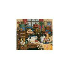 Dimensions Gold Collection Counted Cross Stitch Kit Maggie The Messmaker NEW