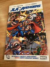 JLA/AVENGERS JLA Avengers TPB Paperback Nice Copy Out Of Print