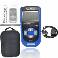 New Vgate Scan VS450 OBD2 OBDII Code Erase+Reader Scaner Tool for VW AUDI SKODA