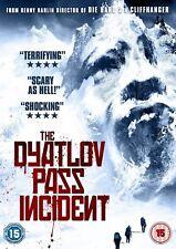 The Dyatlov Pass Incident (DVD, 2013) Horror NEW SEALED PAL Region 2