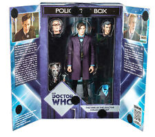 """DOCTOR WHO - Time of the Doctor 5"""" Action Figure Collectors Set (Character) #NEW"""