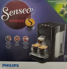 Philips HD7863/20 Senseo Quadrante Kaffeemaschine schwarz