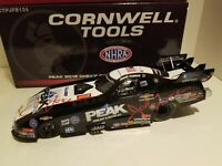 JOHN FORCE 2019 NIGHT UNDER FIRE NHRA FUNNY CAR 1/24 SCALE NEW IN STOCK