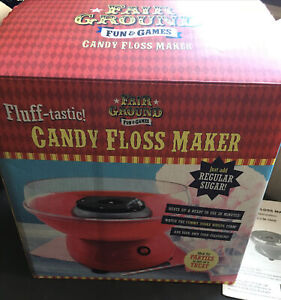 Candy Floss Machine Boxed & in Great Barely Used Condition