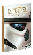 Star Wars Battlefront Collector's Edition Guide by Prima Games (Hardback, 2015)