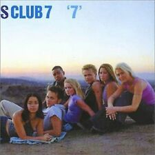 S Club 7  7  CD Neu RAR