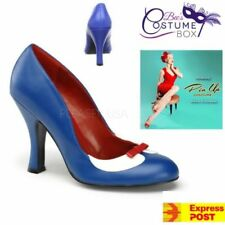 High (3 in. to 4.5 in.) Pumps, Classics Multicoloured Heels for Women