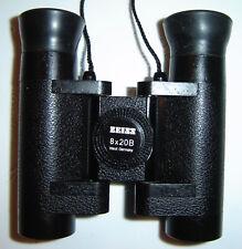 Fernglas Carl Zeiss  - Oberkochen - 8 x 20 B