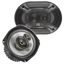 Hleix B69X.2 6x9 Zoll 3-Wege Koax Lautsprecher 15x23cm Gitter Ablage Speaker PKW