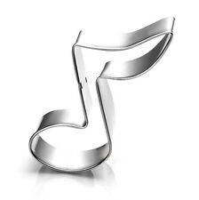 Christmas Music Cutter Cookie Frame Cake Stainless Steel Mold for Xmas Party