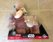 Funko Galactic Plushies Star Wars Tusken Raider & Bantha 2-pack Brand New!