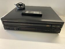 DENON DCD-520, 2DAC 4 TIMES OVERSAMPLING DIGITAL FILTER, PHONES JACK, CD PLAYER