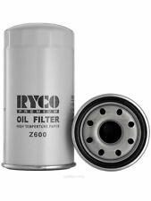 RYCO HIGH FLOW OIL FILTER FOR ISUZU D-MAX TFR TFS 4JJ1TC TURBO DIESEL 3.0L I4