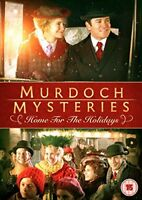 Murdoch Mysteries: Home For the Holidays [DVD][Region 2]