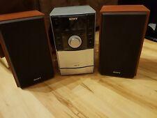 Stereo Kompaktanlage Sony