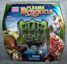 MEGA BLOKS 2007 PLASMA DRAGONS BOOSTER PACK SET 10 #9457
