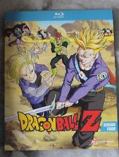 DRAGON BALL Z: STAGIONE SERIE QUARTA 4 COMPLETO - BLU-RAY COFANETTO -