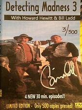 """Metal Detector, Bill Ladd """"DigFellas"""" treasure hunting DVD """"Season 3"""" detecting"""