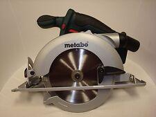 "Metabo NEU Original 18V 6-1/2"" Akku-Kreissäge Modell KSA 18 LTX Lithium Ion"