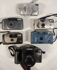 Camera Job Lot Bundle of  Untested / Faulty for Parts