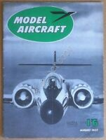 Model Aircraft - Special VIntage Issue August 1957 - Aeronautica modellismo