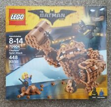 NEW IN **DAMAGED** BOX LEGO THE BATMAN MOVIE 70904 CLAYFACE SPLAT ATTACK 448 PCS