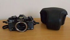 Yashica FX-3 35mm Film Camera Body and Case Faulty Spares Repair