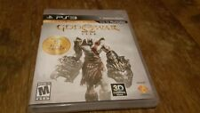 God of War Saga Collection Sony PlayStation 3 PS3 GAME  Tested Works Perfectly